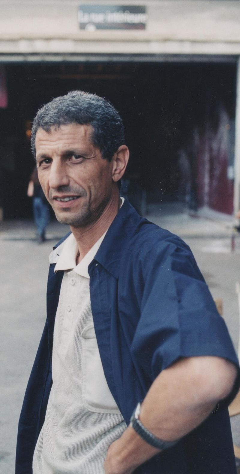 Hellal Zoubir, artiste plasticien et designer