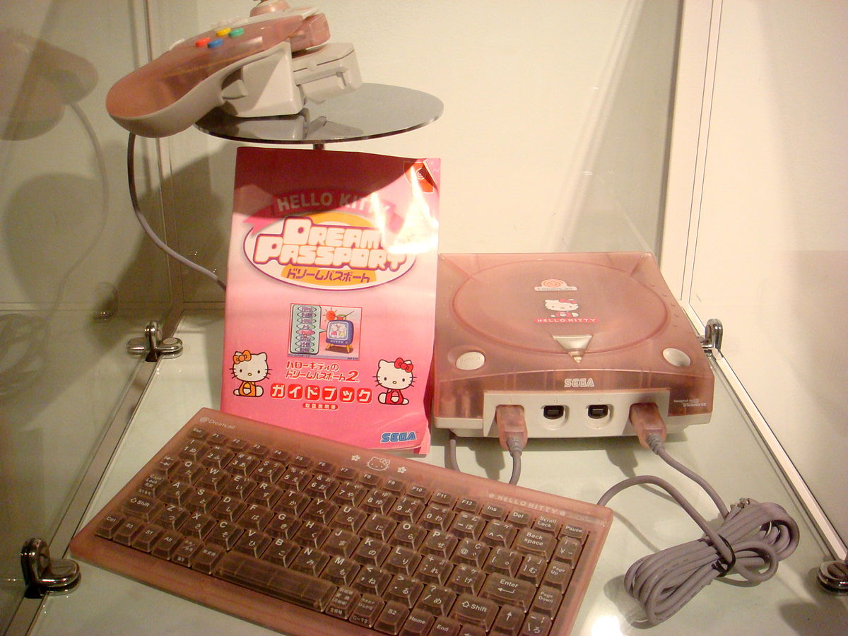 Video Games Everybody should Play At Least Once 1200px-Hello_Kitty_Dreamcast