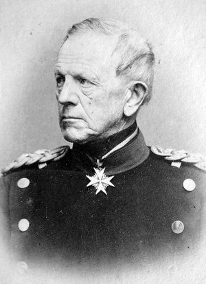 German General Staff - General Helmuth von Moltke the Elder, Chief of the General Staff from 1857 to 1888