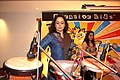 Hema Malini at Raheja Classic's summer camp 04.jpg