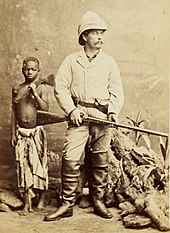 1872 Carte De Visite U2013 Stanley And Kalulu.  Dr Livingstone I Presume Movie