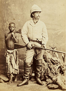 Henry Morton Stanleys first trans-Africa exploration