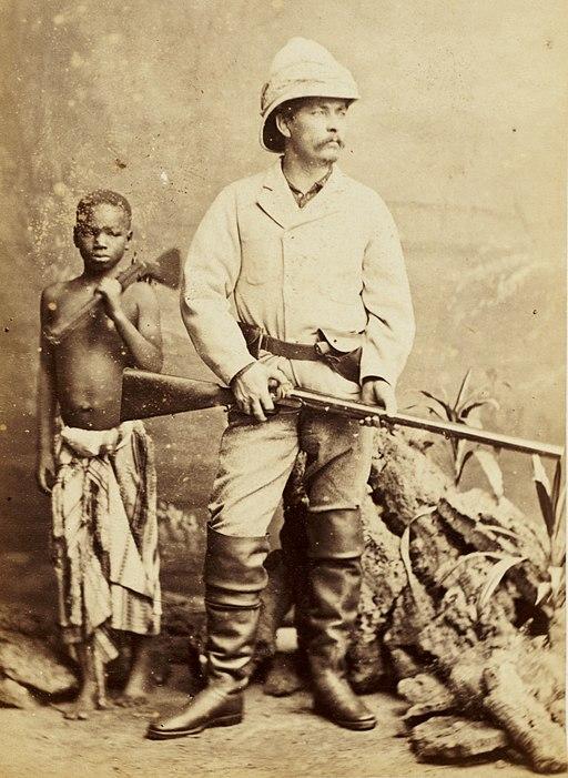 Henry Morton Stanley, 1872