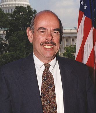 California's 24th congressional district - Image: Henry Waxman, official photo portrait color