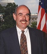 Representative Henry Waxman (D-California); Source:  Wikimedia Commons