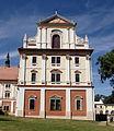 Henryków, klášter, jižní strana.jpg