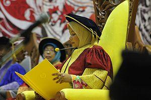 Universiti Sultan Zainal Abidin - Chancellor Her Majesty Sultanah Terengganu Tuanku Nur Zahirah