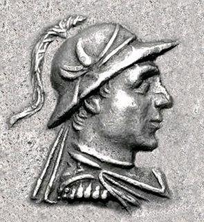Hermaeus Indo-Greek king