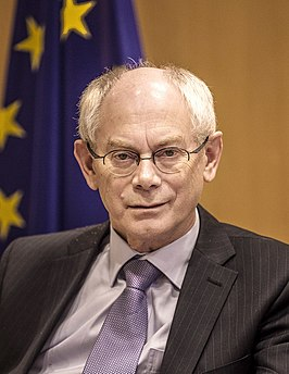 Herman Van Rompuy in 2012