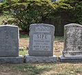 Hezekiah Sipe grave - Glenwood Cemetery - 2014-09-14.jpg