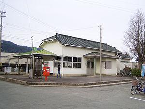 Higashi-Shimmachi Station - Higashi-Shimmachi Station