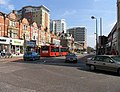 High Road, Ilford IG1 looking east beyond pedestrianised area - geograph.org.uk - 394531.jpg