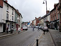 High Street, Welshpool - geograph.org.uk - 212594.jpg