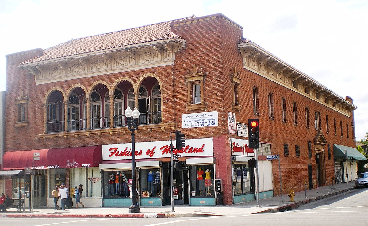 Highland Park Los Angeles Apartments