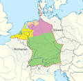 Historical West Germanic language area.png