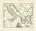 Historische kaart van Griekenland en Italië, RP-P-1936-265.jpg