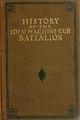 History of the 101st machine gun battalion (IA historyof101stma00wain).pdf