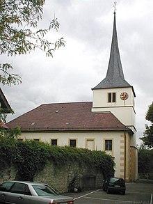 Evangelische Kirche St. Cornelius und Cyprian