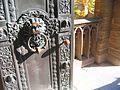 Hohenzollern Castle - Door to Chapel.jpg
