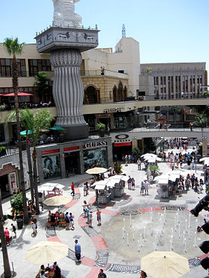 English: The Hollywood & Highland Center locat...