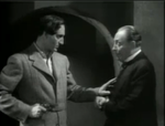 Holmes and Moriarty in Sherlock Holmes and the Secret Weapon.PNG