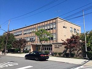 Holy Cross Church (Bronx) - Holy Cross School