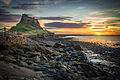 Holy Island Sunrise (again) (15064111624).jpg