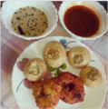 Home Made Phuchka and Vada.PNG