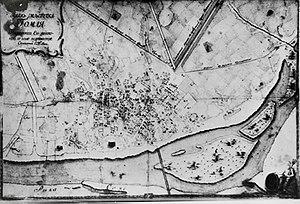 Homiel. Гомель (1799)