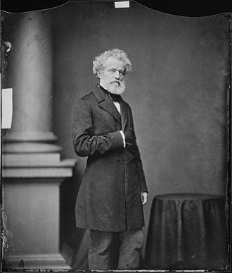 John A. Quitman - John A. Quitman by Mathew Brady, circa 1850-1858