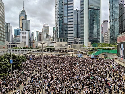 2019-2020 Hong Kong protests Hong Kong anti-extradition bill protest (48108594957).jpg