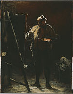 Honoré Daumier - The Painter at His Easel - Google Art Project.jpg