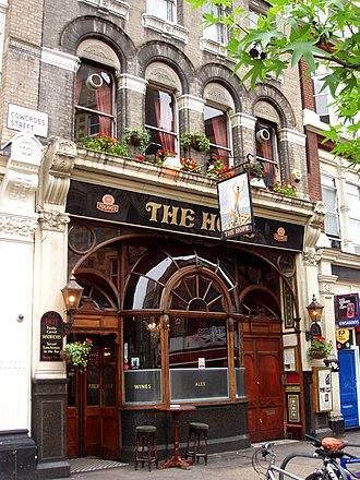 Clerkenwell - The Hope