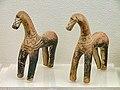 Horse figurines. Geometric period KAMA.jpg