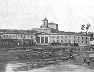 Hospital de San Lázaro, Havana