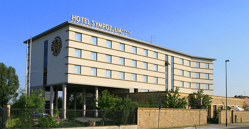 Hotel Sympozjum And Spa In Krakow