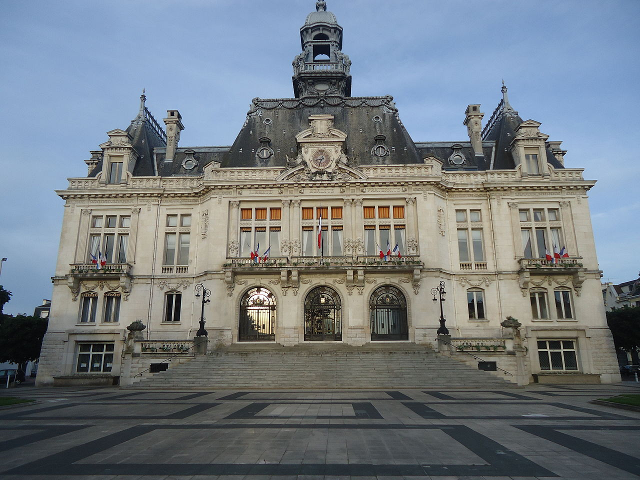 Hotel A Vichy Avec Piscine
