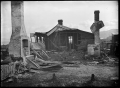 Houses destroyed by fire, Sandhills, Petone, August 1911. ATLIB 286303.png