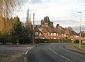 Houses in Grange Road, Dorridge B93 - geograph.org.uk - 2187966.jpg