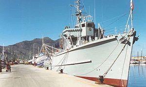 Ton-class minesweeper - SAS Pretoria