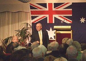 Australian federal election, 2007 - John Howard meeting Maroondah residents, 31 August 2007