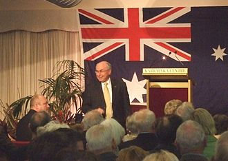 Australian federal election, 2007 - John Howard meeting Maroondah residents, 31 August 2007