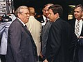 Howard Baker at Oak Ridge Summit 1995 (14513028602).jpg