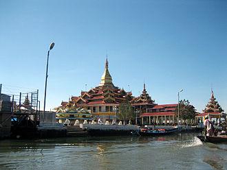 Hpaung Daw U Pagoda - The Hpaung Daw U Pagoda