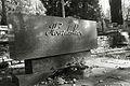 Hrob Pavla Országha Hviezdoslava na historickom cintoríne v Dolnom Kubíne.jpg