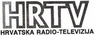 Croatian Radiotelevision - Image: Hrvatska radio televizija logo