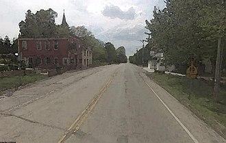 Hubertus, Wisconsin - Image: Hubertus, WI
