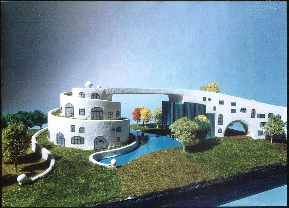 Hundertwasser Monument for 1990 (24686368809)