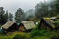 Huts on Mount Arjuno, East Java, Indonesia.jpg