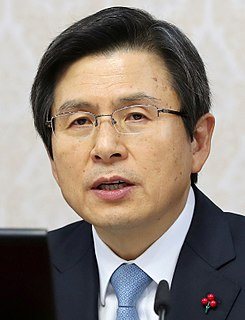 Hwang Kyo-ahn Former Acting President and Prime Minister of South Korea